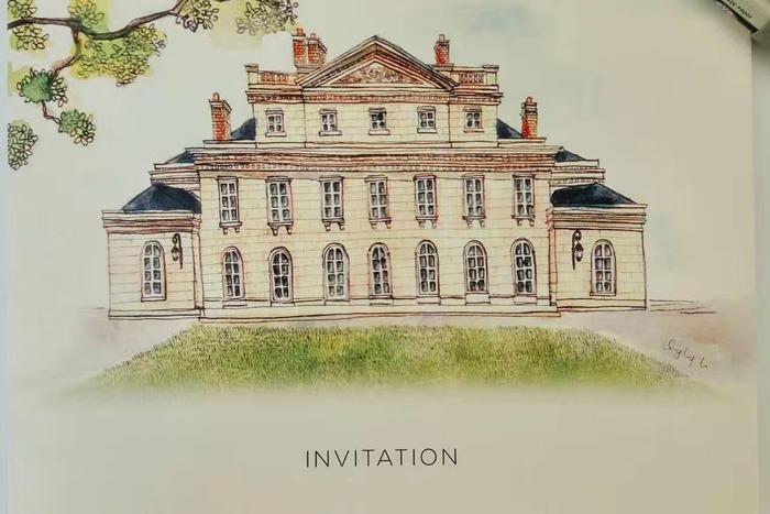 Journées du patrimoine 2018 - Visite de l'Ambassade de la République Populaire de Chine en République Française