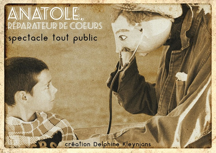 Journées du patrimoine 2018 - Anatole, réparateur de coeurs