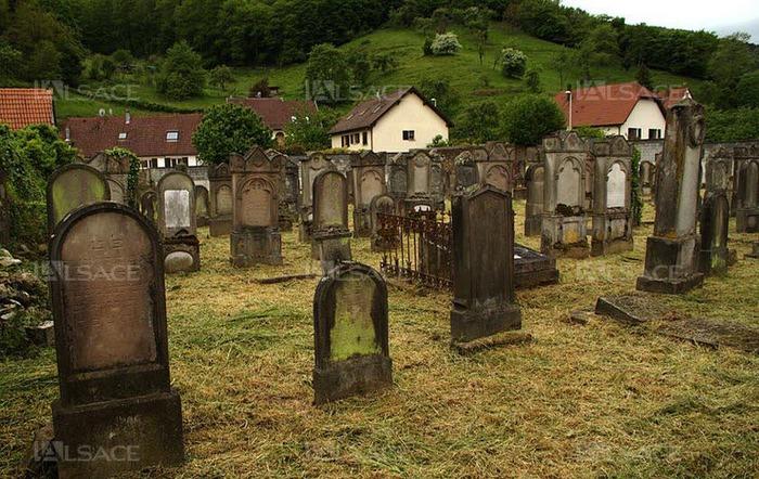 Journées du patrimoine 2018 - Ancien cimetière israélite