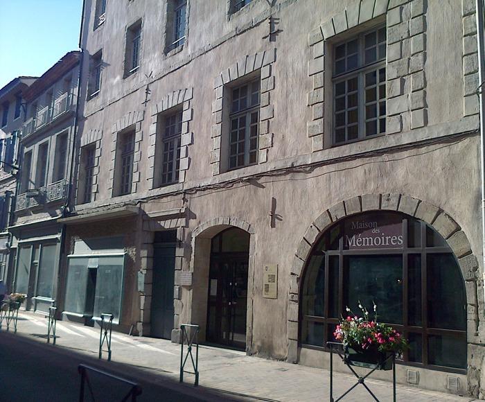 Journées du patrimoine 2017 - Ancien hôtel particulier et demeure du poète Joë Bousquet (1897-1950)
