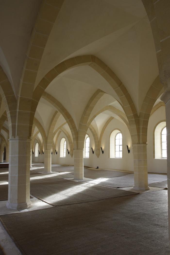 Crédits image : Association Renaissance de l'Abbaye de Clairvaux