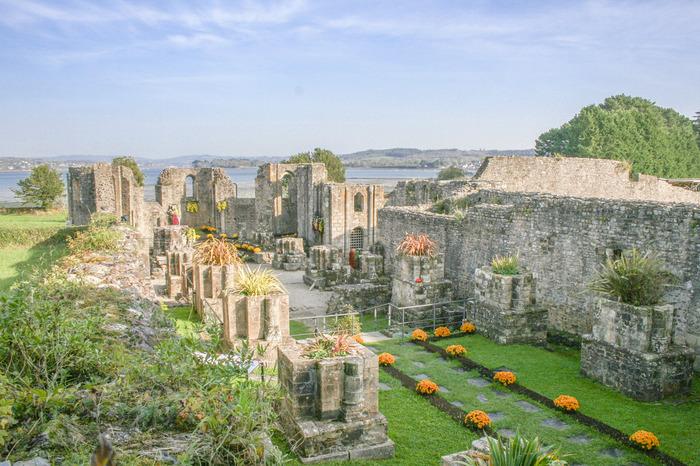 Journées du patrimoine 2017 - Ancienne abbaye de Landévennec