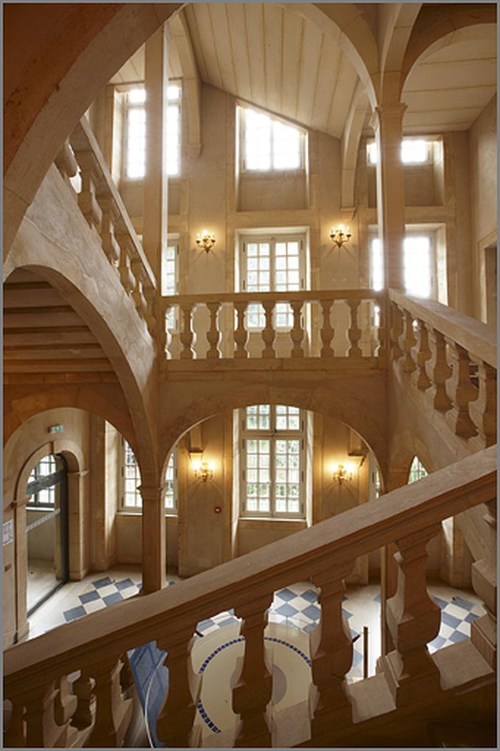 Journées du patrimoine 2018 - Visite libre de l'ancienne abbaye Saint-Clément à Metz