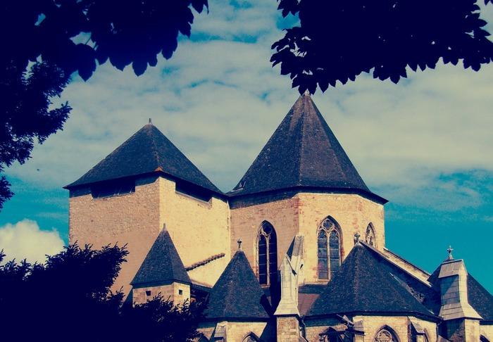 Crédits image : Service Patrimoine © Mairie Oloron Sainte-Marie