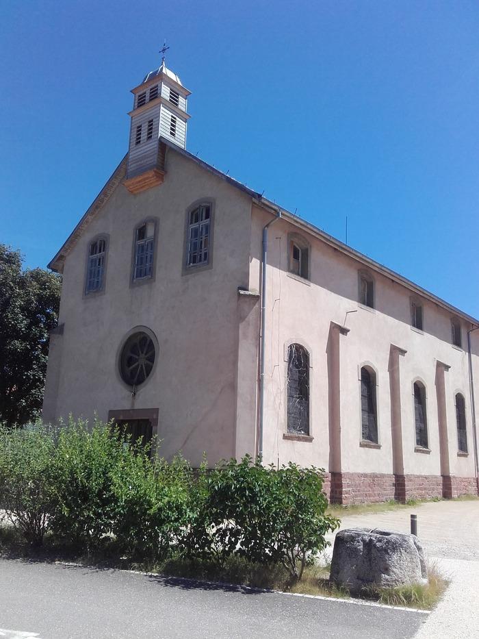 Journées du patrimoine 2020 - Visite libre de l'ancienne chapelle de l'Alumnat