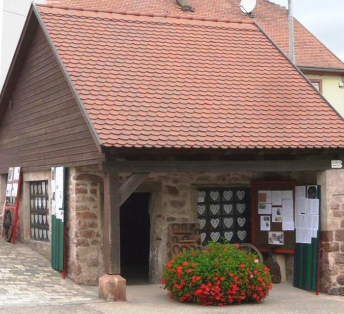 Journées du patrimoine 2018 - Ancienne forge de Lutzelhouse
