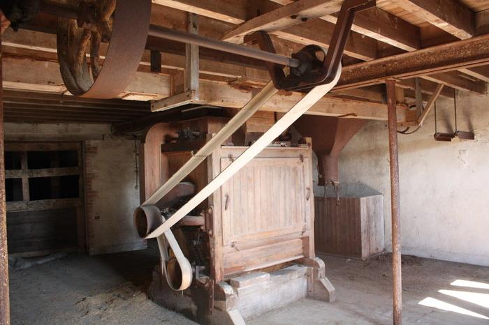 Journées du patrimoine 2018 - Ancienne grainerie du vieux-pont