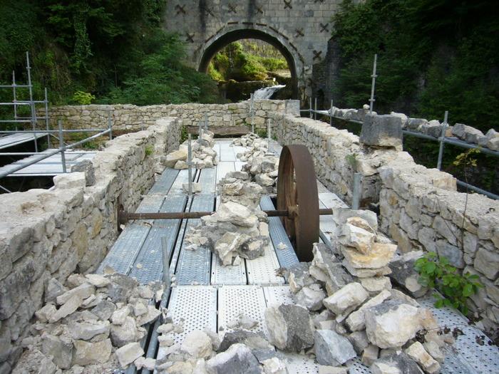 Journées du patrimoine 2018 - Ancienne scierie Thévenin
