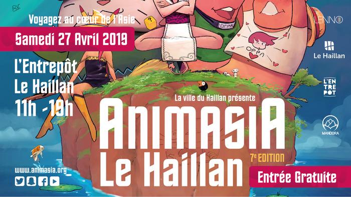 Animasia - Le Haillan 7ème édition