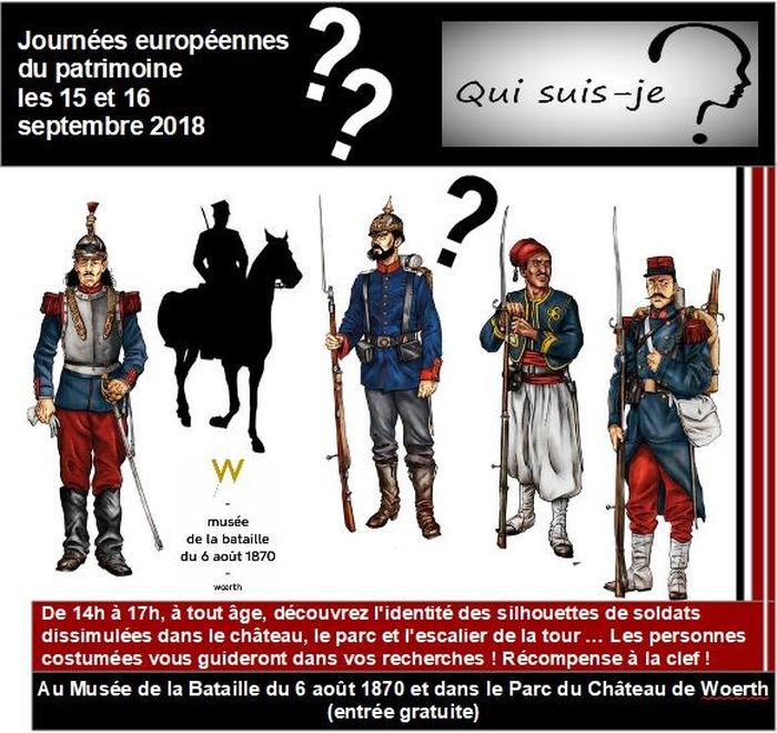 Journées du patrimoine 2018 - Animation dans le cadre de l'exposition temporaire
