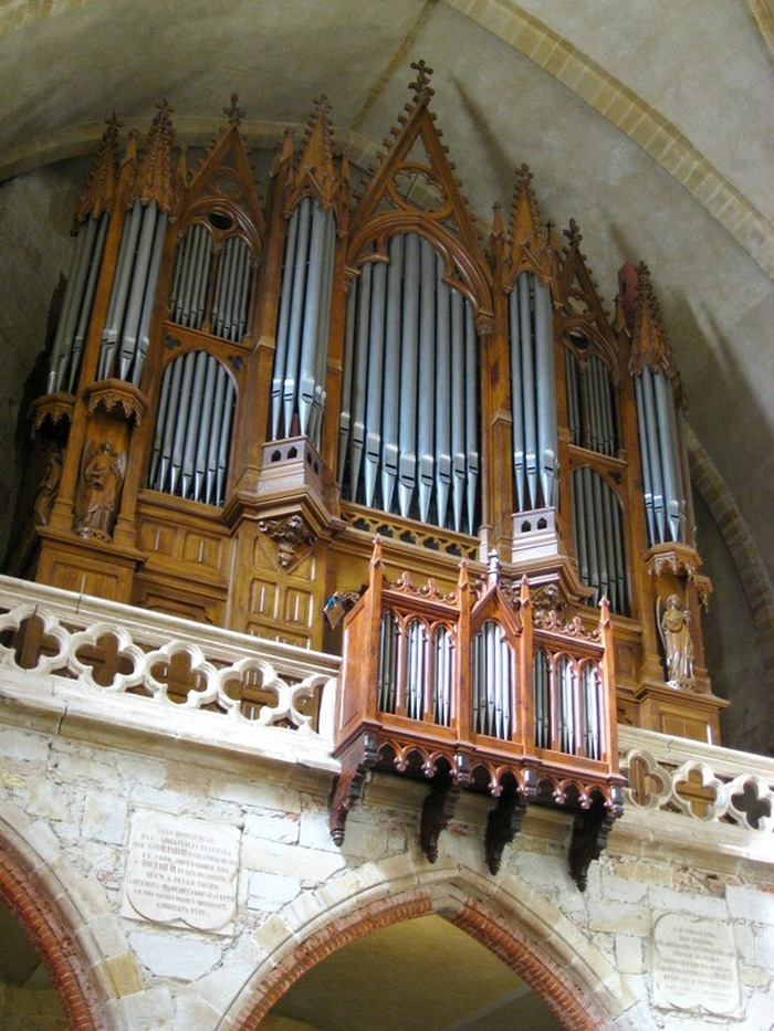 Journées du patrimoine 2018 - Concert orgue et chorale