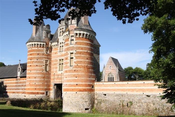 Journées du patrimoine 2018 - animations au chateau de Mortiercrolles pour les JEP 2018