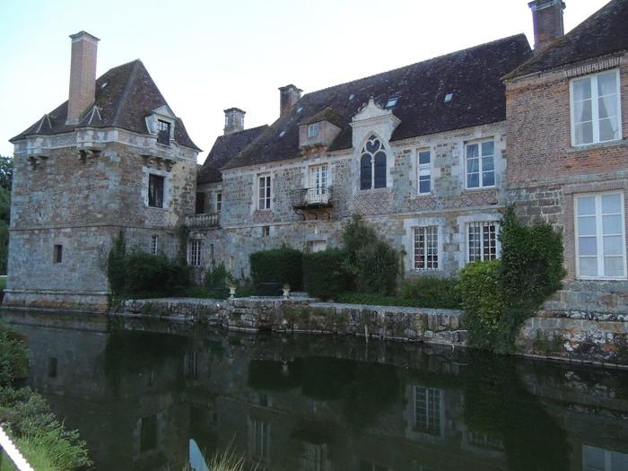 Journées du patrimoine 2018 - Visite théâtralisée du château du Blanc-Buisson