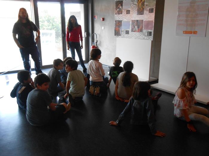 Journées du patrimoine 2018 - Animations destinées aux primaires au musée de Sartène