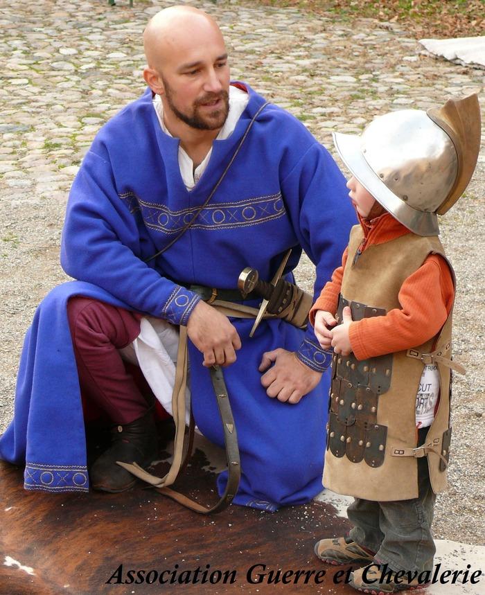 Journées du patrimoine 2018 - Animations médiévales