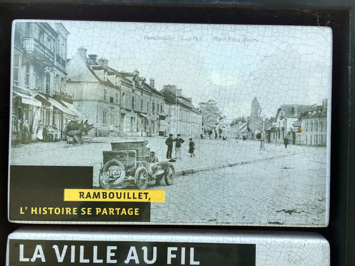 Journées du patrimoine 2017 - Rallye pédestre