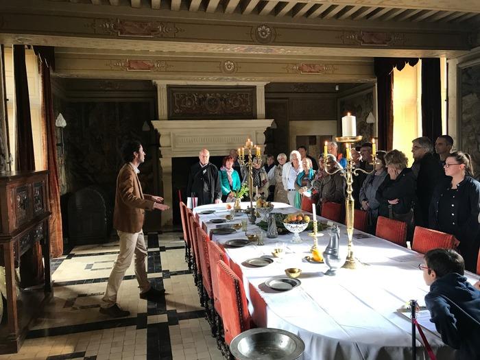 Journées du patrimoine 2018 - Un weekend d'animations au château Le Rocher Portail