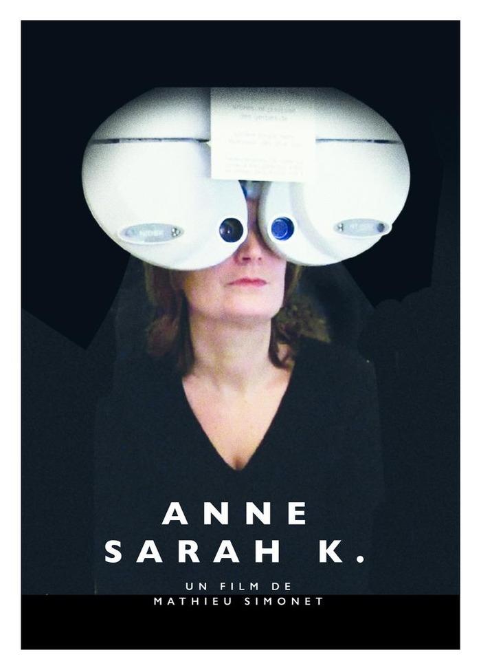 ANNE-SARAH K de MATHIEU SIMONET, EN SA PRÉSENCE ET EN PRÉSENCE DE ANNE-SARAH KERTUDO