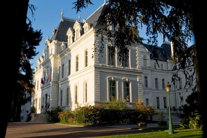 Journées du patrimoine 2018 - Visites commentées de la préfecture de la Haute-Savoie.