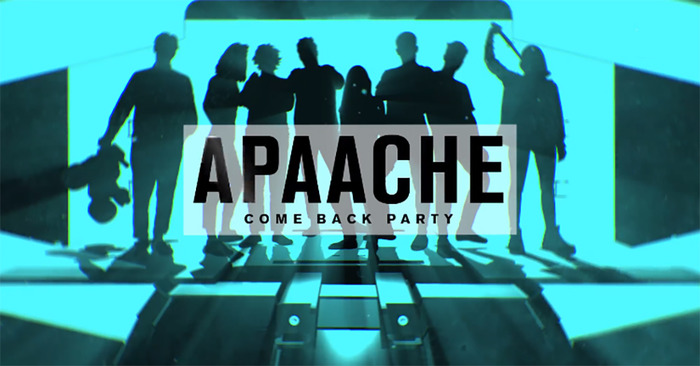 Apaache Come Back Party w/ Dandy G, Neo Ninj & Discozoo