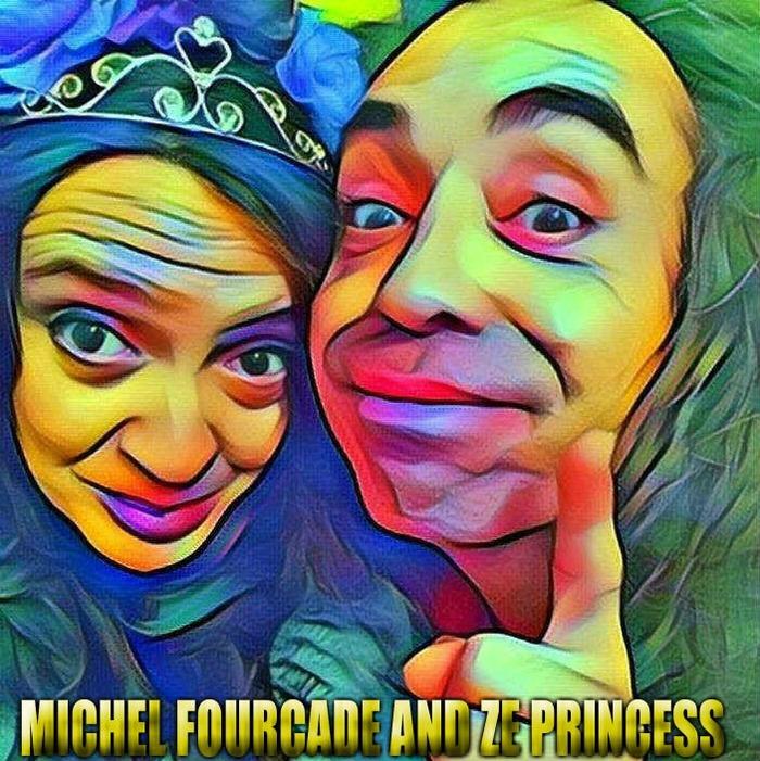 Journées du patrimoine 2017 - Apéro-Concerts : Michel Fourcade and Ze Princess - Djé Balèti