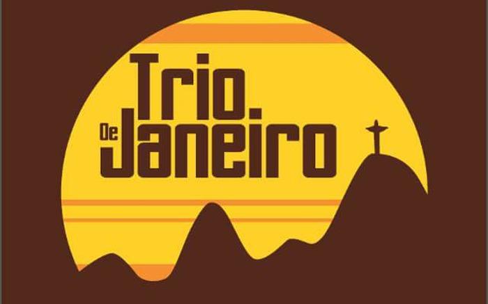L'Apéro'jardin avec Trio de Janeiro