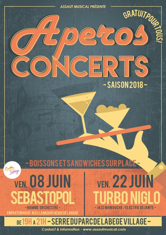 Apéros concerts