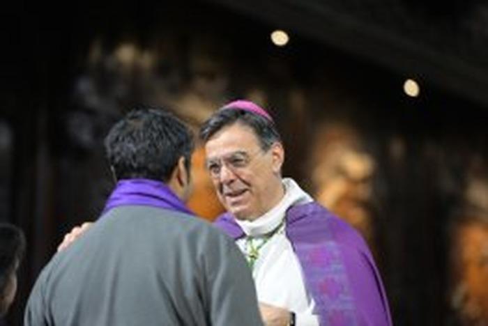 Appel décisif des catéchumènes de notre diocèse
