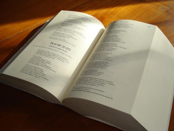 Apprendre à raconter la Bible
