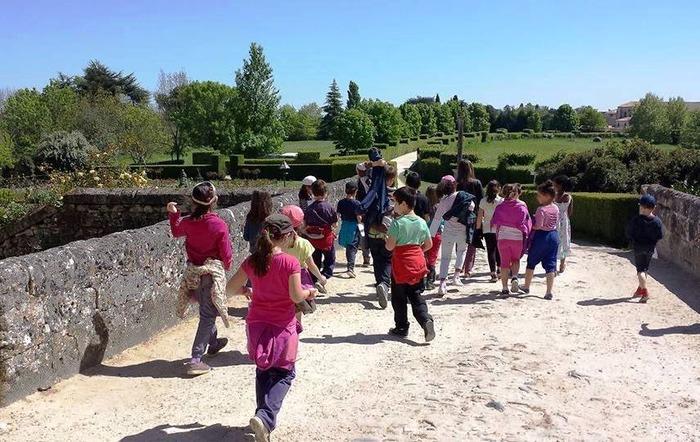 Après-midi médiévall au Château de Vayres