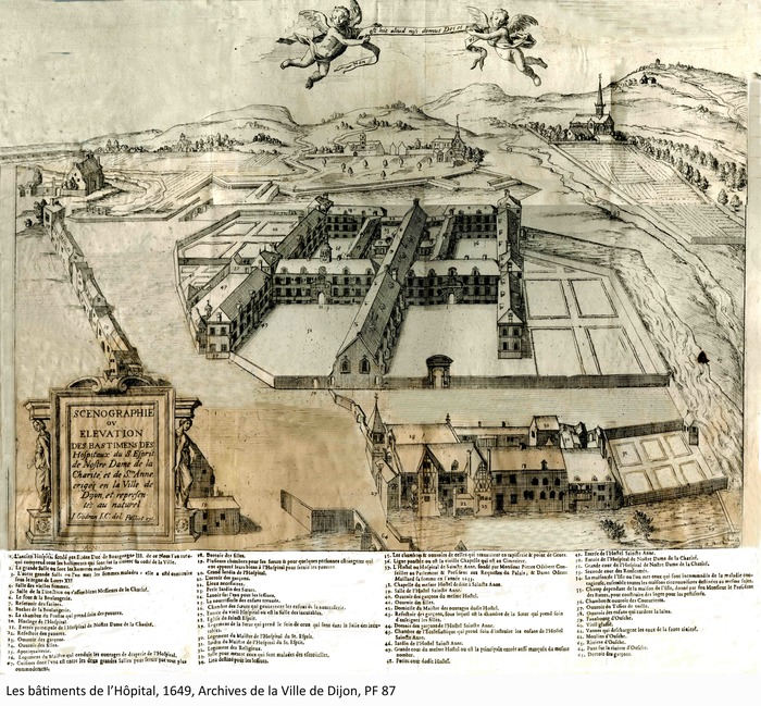 Crédits image : Archives municipales de Dijon