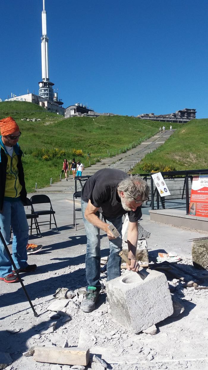 Journées du patrimoine 2018 - Atelier « Archéologie expérimentale »