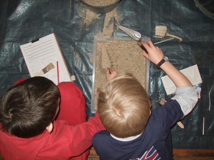 Journées du patrimoine 2018 - Initiation à l'archéologie pour les 6-12 ans