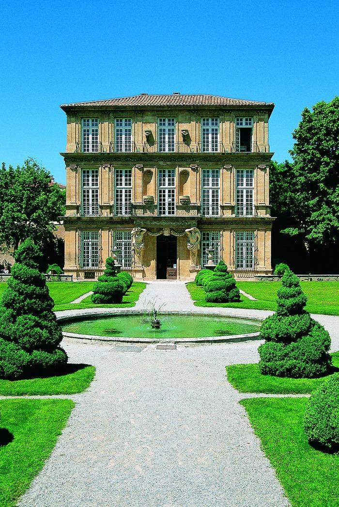 Crédits image : laboratoire photo mairie Aix en Provence