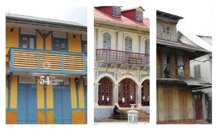 Journées du patrimoine 2018 - Architecture traditionnelle de Guyane : Emprunts et spécificités