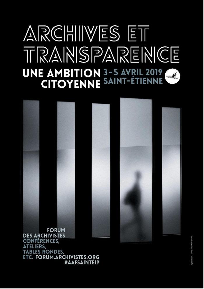 Archives et transparence, une ambition citoyenne