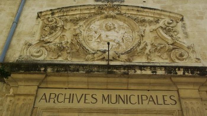 Journées du patrimoine 2018 - Archives municipales - Ancien Mont-de-piété