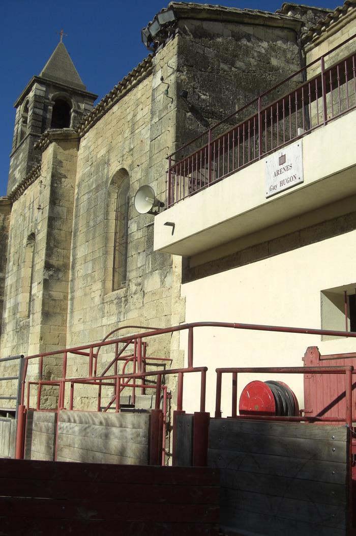 Journées du patrimoine 2017 - Arènes, toril et l'école de raseteurs
