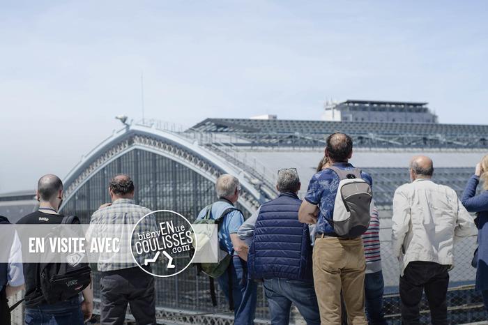 Visite guidée : Arrêt en Gare Bordeaux Saint-Jean