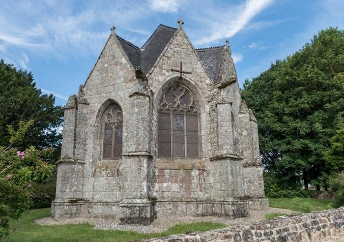 Journées du patrimoine 2017 - Chapelle Sainte Suzanne