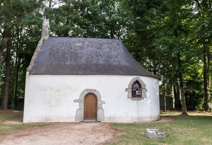 Journées du patrimoine 2017 - Chapelle Saint Barnabé