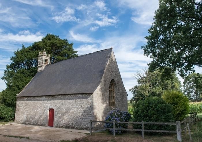 Journées du patrimoine 2017 - Chapelle St Symphorien