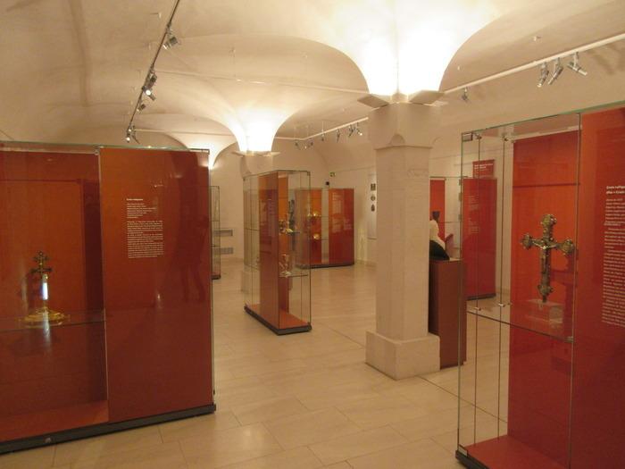 Crédits image : Musée d'art sacré de la Meuse
