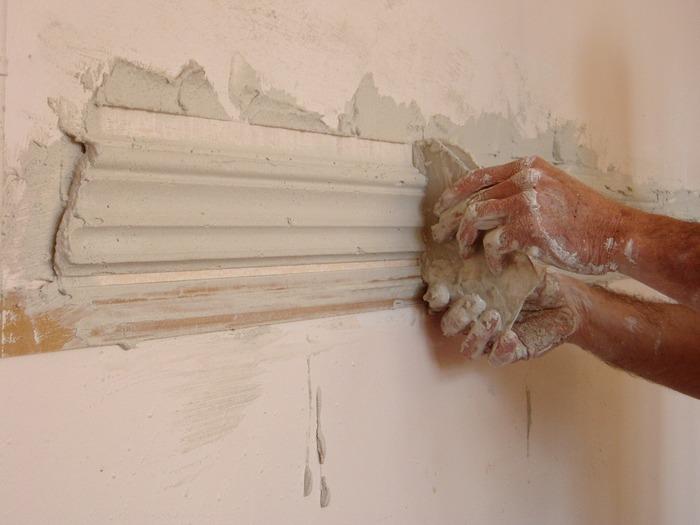 Journées du patrimoine 2018 - artisanat du plâtre : stuc marbre, tirage, gypseries et moule à pièce