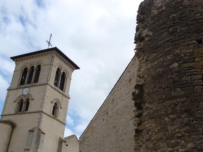Journées du patrimoine 2018 - Visite commentée du village médiéval d'Artonne.