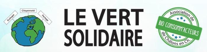 Assemblée générale Le Vert Solidaire