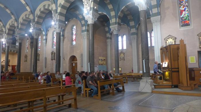 Journées du patrimoine 2017 - Au temps de sa jeunesse :  l'église Notre-Dame