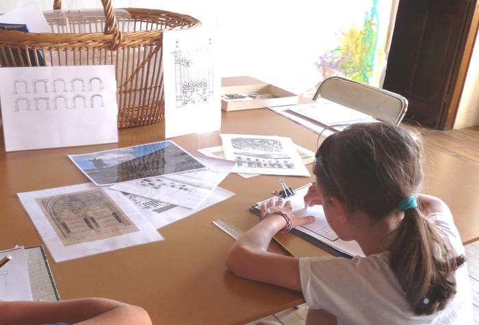 Journées du patrimoine 2017 - Atelier