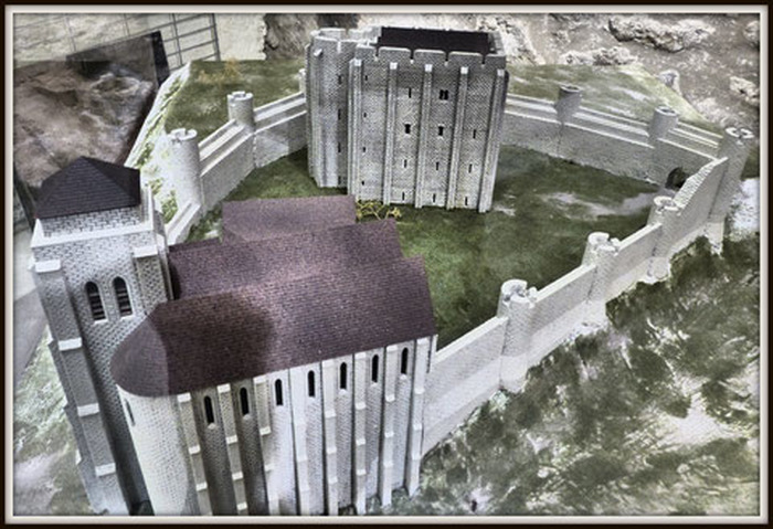Journées du patrimoine 2017 - Atelier architecture