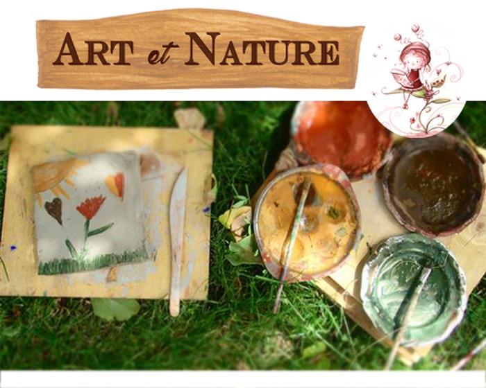 Atelier ART et NATURE